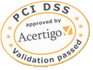 PCI-DSS Certified
